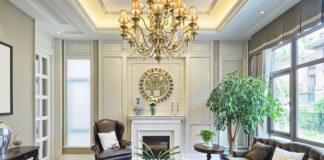 Rodzina a dom, bogate wnętrza i luksusy